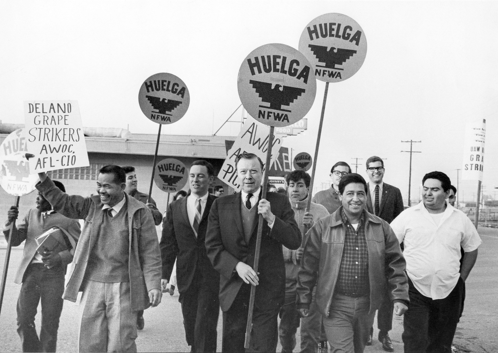 The Rise and Fall of the United Farm Workers